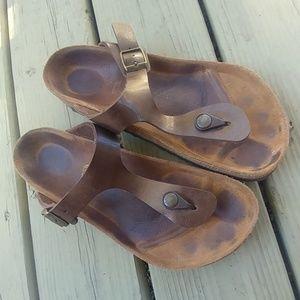 Birkenstock sandals size 9